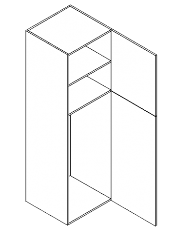 One-short-door-shelved-on-elong-door-pantry-tall-modules-357x500
