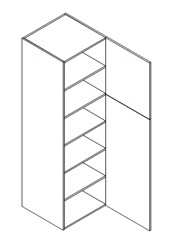 One-short-one-long-shelved-pantry-tall-modules-357x500