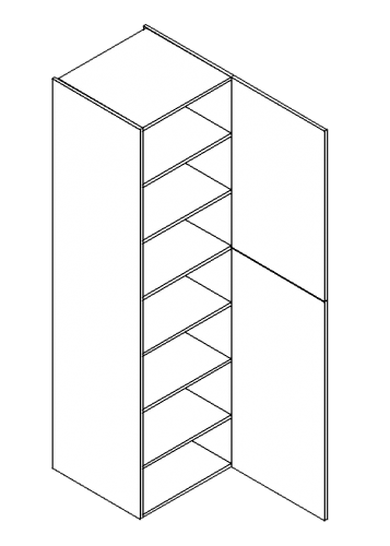 One-short-one-long-shelved-pantry-tall-modules_1-357x500